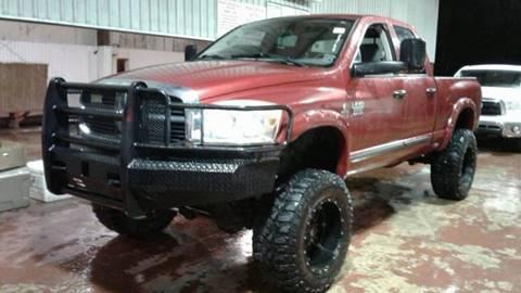 2007 Dodge Ram Pickup 2500 for sale at Truck Depot in Miami FL