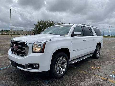 2015 GMC Yukon XL for sale at Truck Depot 2 in Miami FL