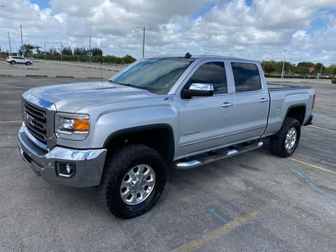 2015 GMC Sierra 2500HD for sale at Truck Depot in Miami FL