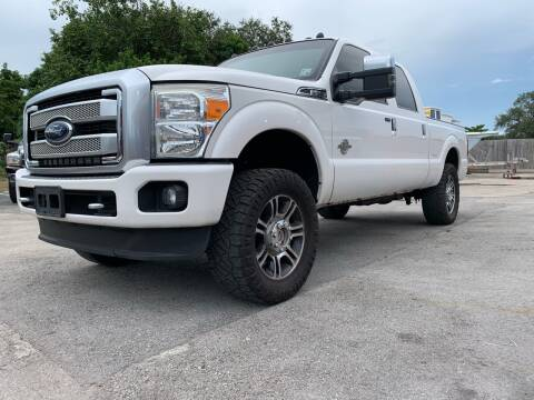 2013 Ford F-250 Super Duty for sale at Truck Depot in Miami FL