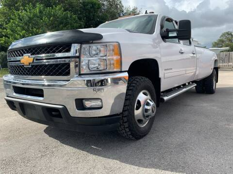 2013 Chevrolet Silverado 3500HD for sale at Truck Depot in Miami FL