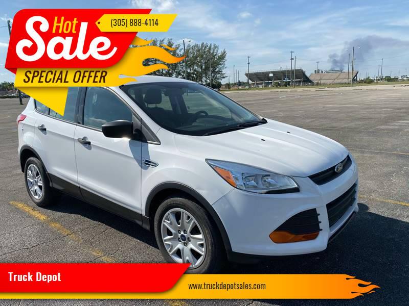 2014 Ford Escape for sale at Truck Depot 2 in Miami FL