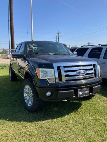 2009 Ford F-150 for sale at Truck Depot in Miami FL