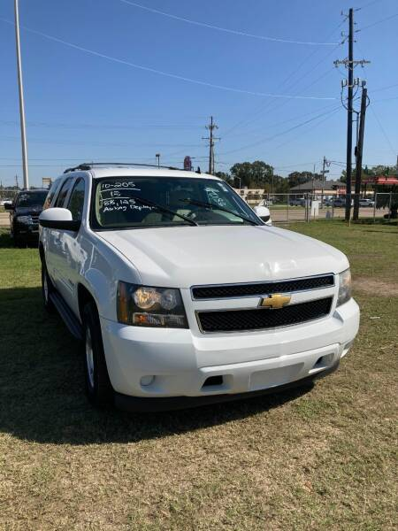 2013 Chevrolet Tahoe for sale at Truck Depot in Miami FL
