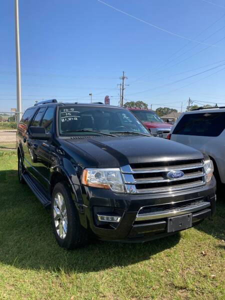 2015 Ford Expedition EL for sale at Truck Depot in Miami FL