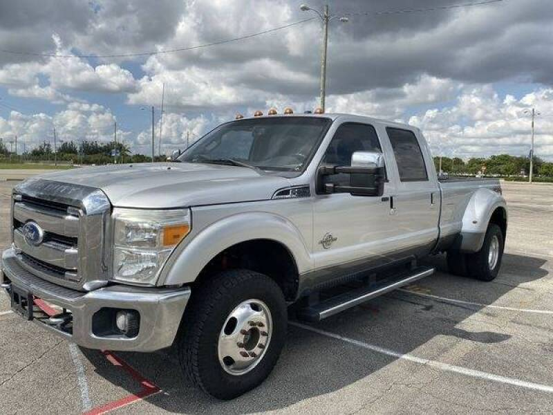 2011 Ford F-350 Super Duty for sale at Truck Depot in Miami FL