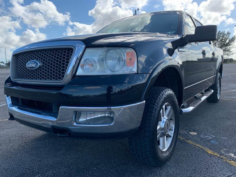 2005 Ford F-150 for sale at Truck Depot in Miami FL