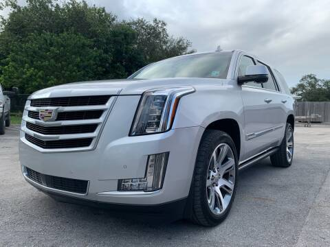 2015 Cadillac Escalade for sale at Truck Depot in Miami FL