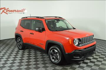 2017 Jeep Renegade for sale in Kernersville, NC