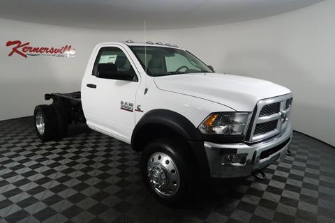 2017 RAM Ram Chassis 5500 for sale in Kernersville, NC