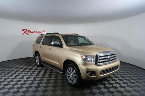 2015 Toyota Sequoia for sale in Kernersville, NC