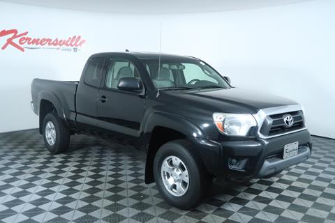 2012 Toyota Tacoma for sale in Kernersville, NC