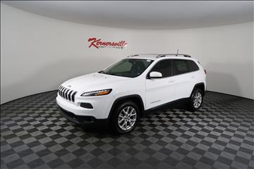 2017 Jeep Cherokee for sale in Kernersville, NC