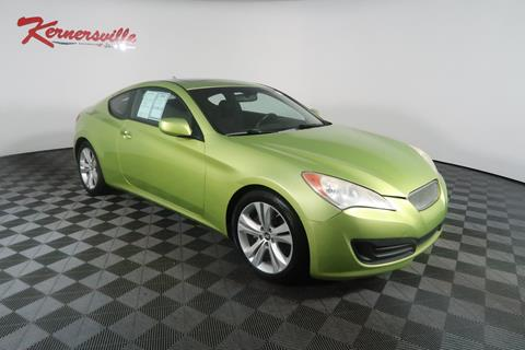 2010 Hyundai Genesis Coupe for sale in Kernersville, NC
