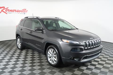 2016 Jeep Cherokee for sale in Kernersville, NC