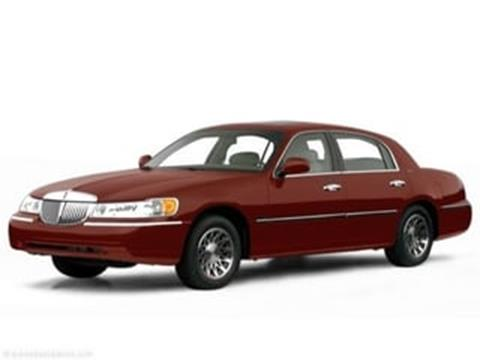 2000 Lincoln Town Car for sale in Kernersville, NC