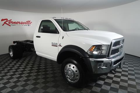 2018 RAM Ram Chassis 5500 for sale in Kernersville, NC