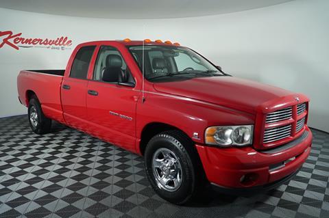 Kernersville Chrysler Dodge Jeep >> 2005 Dodge Ram Pickup 3500 For Sale In Kernersville Nc