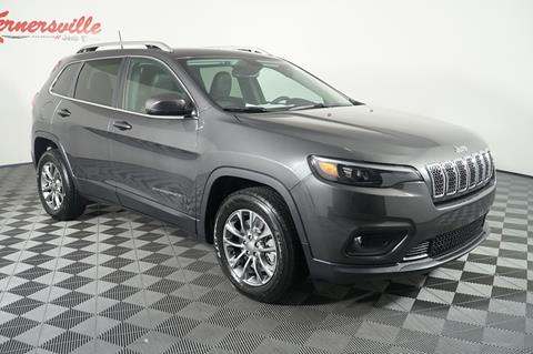 2020 Jeep Cherokee for sale in Kernersville, NC