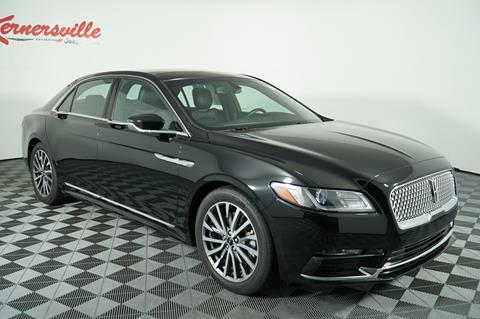 2017 Lincoln Continental for sale in Kernersville, NC