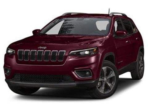 2019 Jeep Cherokee for sale in Kernersville, NC