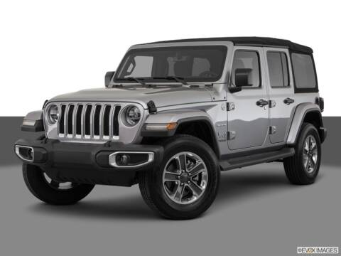 2020 Jeep Wrangler Unlimited for sale in Kernersville, NC