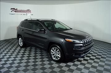 2014 Jeep Cherokee for sale in Kernersville, NC