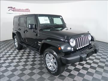 2016 Jeep Wrangler Unlimited for sale in Kernersville, NC