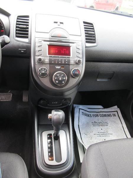 2010 Kia Soul + 4dr Wagon 4A - Plainville CT