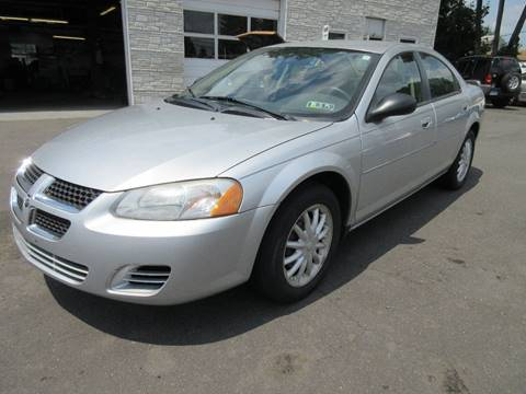 2006 Dodge Stratus for sale in Plainville, CT