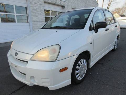 2003 Suzuki Aerio for sale in Plainville, CT