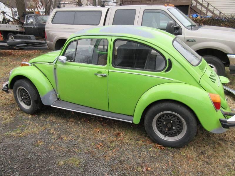1975 Volkswagen Beetle 2 dr - Plainville CT