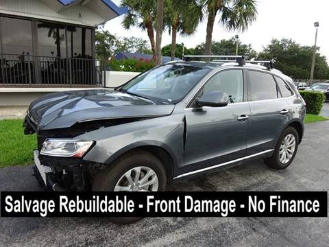 2015 Audi Q5 for sale in Miami, FL