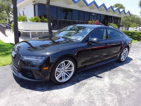 2016 Audi RS 7 for sale in Miami, FL