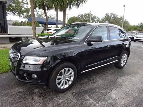 2014 Audi Q5 for sale in Miami, FL