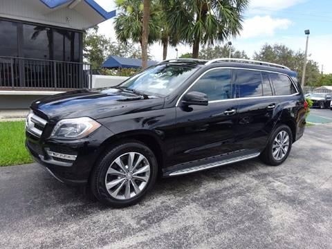 2013 Mercedes-Benz GL-Class for sale in Miami, FL