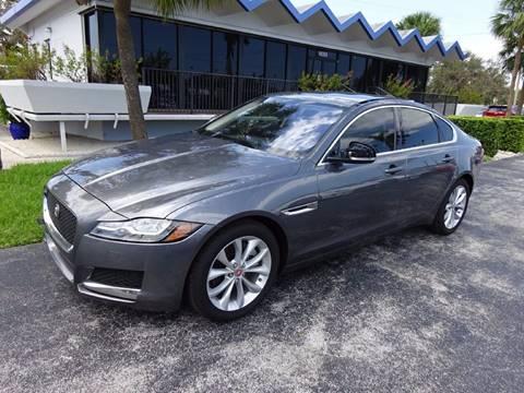 2017 Jaguar XF for sale in Miami, FL