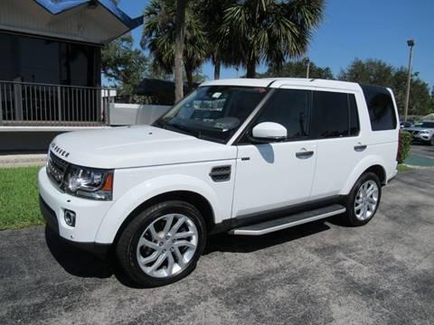2016 Land Rover LR4 for sale in Miami, FL