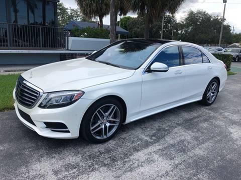 2014 Mercedes Benz S Class For Sale In Miami, FL