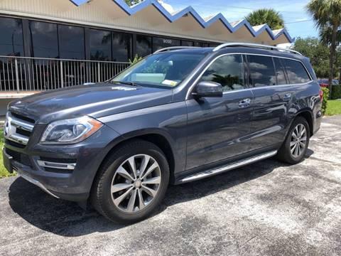 2016 Mercedes-Benz GL-Class for sale in Miami, FL