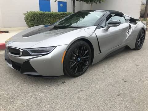 2019 Bmw I8 For Sale In Miami Fl