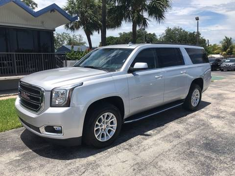 2019 GMC Yukon XL for sale in Miami, FL