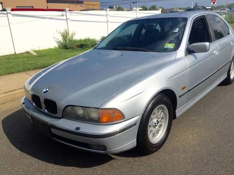 1998 BMW 5 Series for sale at New Jersey Auto Wholesale Outlet in Union Beach NJ