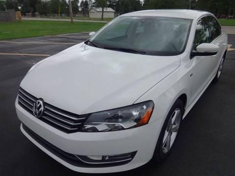 2015 Volkswagen Passat for sale in Springdale, AR