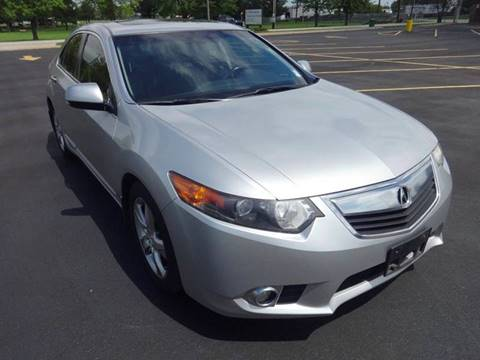2012 Acura TSX for sale in Springdale, AR