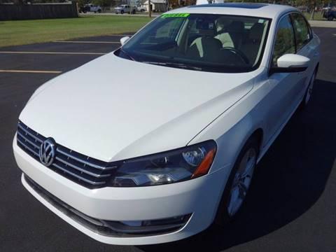2013 Volkswagen Passat for sale in Springdale, AR