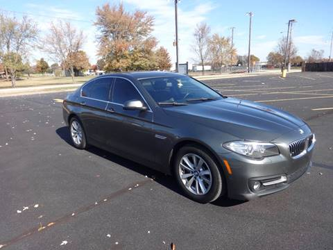 2015 BMW 5 Series for sale in Springdale, AR