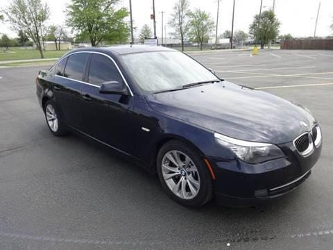 2010 BMW 5 Series for sale in Springdale, AR