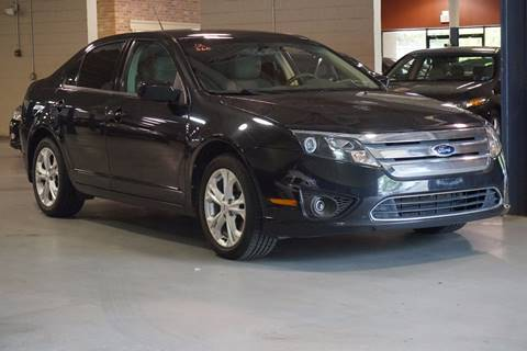 2012 Ford Fusion for sale in Hasbrouck Heights, NJ