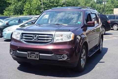 2013 Honda Pilot for sale in Hasbrouck Heights, NJ